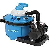 MEINPOOL24.DE Filteranlage Speed Clean Comfort 50 Poolfilter Sandfilter für...