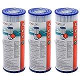 6 Stück Bestway Filter Kartuschen für Pool Swimmingpool Pumpen Intex Bestway /...