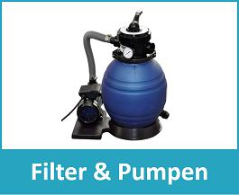Filter und Pumpen