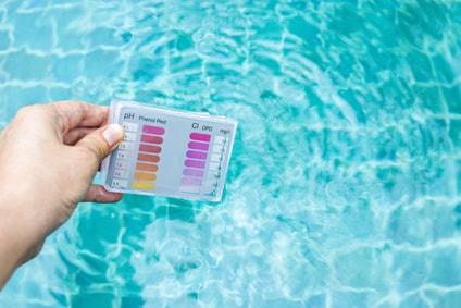 poolwasser testen anleitung