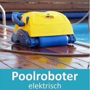 Poolroboter elektrisch