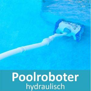 Poolroboter hydraulisch