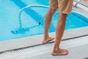 Staubsauger für Pool